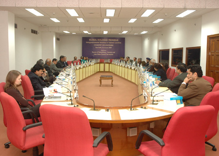 Participants at Delhi event debate merits of India's intergovernmental relations.