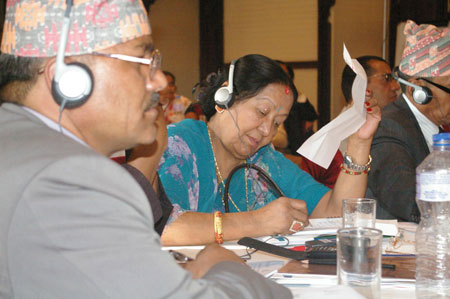 Nepal stakeholders learn about three countries' transition to federal systems of governance