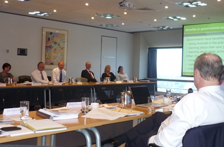 Benchmarking: International and Austrian experts discuss service delivery in federal systems