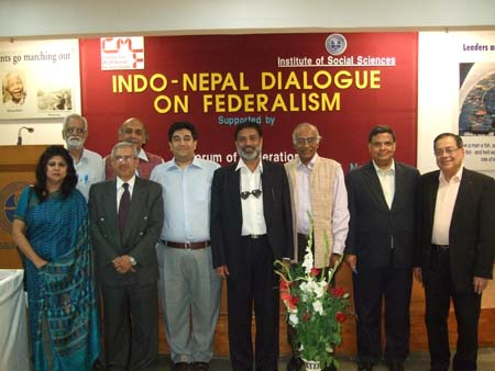 Indo-Nepal Dialogue on Federalism