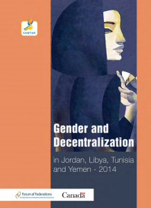Gender and Decentralization Cover