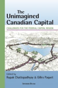 The Unimagined Canadian Capital Cover
