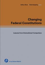 Changing Federal Constitutions Cover