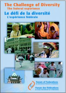 The Challenge of Diversity: The federal experience-DVD Cover
