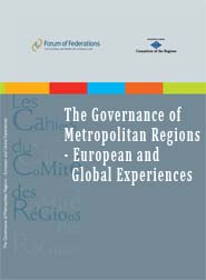 Governance of Metropolitan Regions Cover