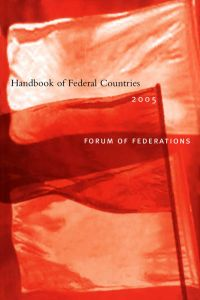 Handbook of Federal Countries Cover