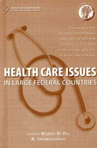 Health Care Issues in Large Federal Countries (2005) Cover