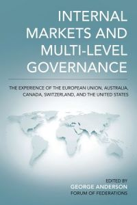 Internal Markets and Multi-level Governance Cover