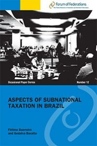 ASPECTS OF SUBNATIONAL TAXATION IN BRAZIL Number 12 Cover