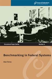 Benchmarking in Federal Systems Number 6 Cover