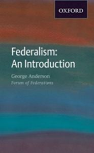 A primer on federalism Cover