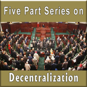 Decentralization: A five part educational video series produced by the Forum of Federations Cover