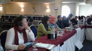 Participants during the workshop