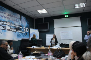 Forum of Federations, in cooperation with the Centre africain de perfectionnement des journalistes et communicateurs (CAPJC) and the Instance supérieure indépendante pour les élections (ISIE)