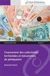 Financement des collectivités territoriales et mécanismes de péréquation Number 18 Cover