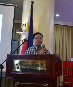 Mr. Jonathan Malaya, Executive Director of the PDP Laban, Federalism Institute.
