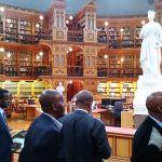 Ethiopian delegation visit Parliament Hill