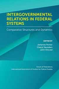 Intergovernmental Relations in Federal Systems Cover