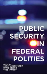 Public Security in Federal Polities Cover